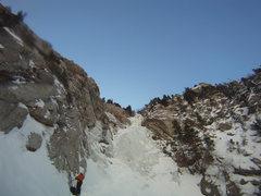 the great white peak season the third belay.