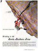 Rock Climbing Photo: from Summit Magazine, 1975