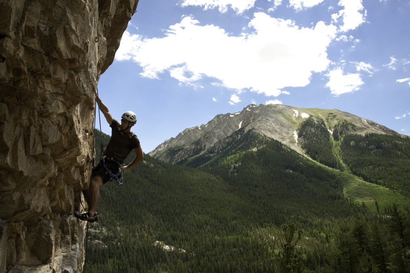 Rock Climbing Photo: IP