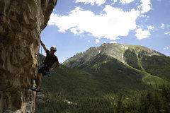 Rock Climbing Photo: IP