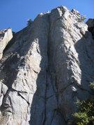 Rock Climbing Photo: plane crash and firestarter