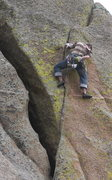 Rock Climbing Photo: Klink.