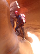 Rock Climbing Photo: Angus Choprock Canyon