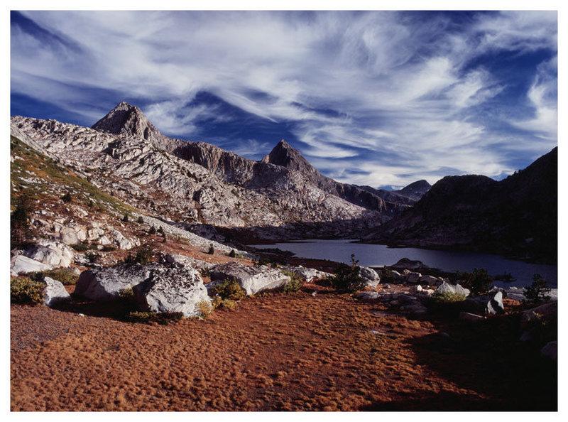 Rock Climbing Photo: Evolution Valley.