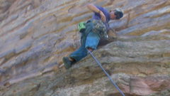 Rock Climbing Photo: Paying Homage.