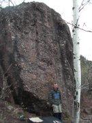 Rock Climbing Photo: Exciting.