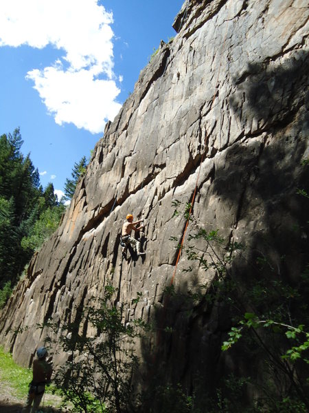 Rock Climbing Photo: Bilk Wall