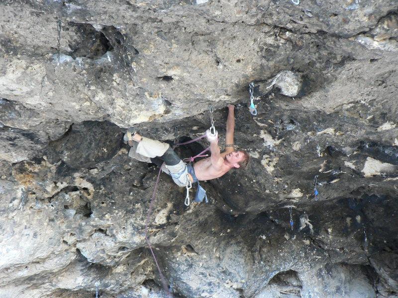 Rock Climbing Photo: Soul  Crusher