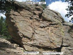 Rock Climbing Photo: Left side.  Photo: Rich Perch.