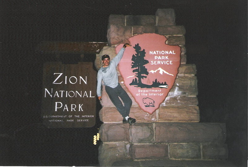 Zion after big wall week