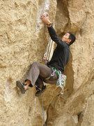 Rock Climbing Photo: Heresy .11c