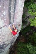 Rock Climbing Photo: Nate on Cheatah.