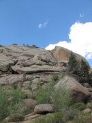 Rock Climbing Photo: Turtle Rock