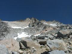 Rock Climbing Photo: Mt. Stuart false summit