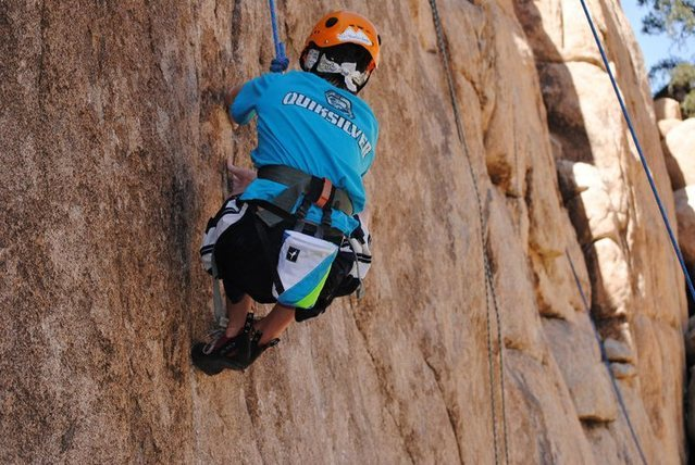 Rock Climbing Photo: J tree