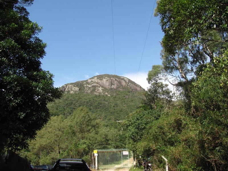 Rock Climbing Photo: Morro Anhangava