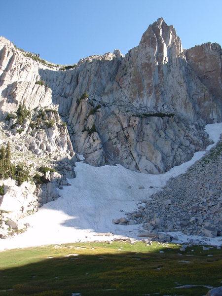 Lone peak. Sept 5 2011