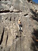 Rock Climbing Photo: Bilk Creek Wall.
