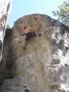 Rock Climbing Photo: great moves