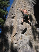 Rock Climbing Photo: short and sweet