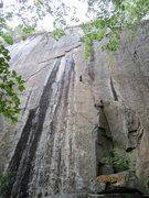Rock Climbing Photo: oooh...