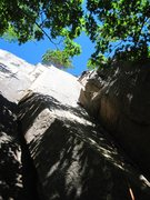 Rock Climbing Photo: Old Town, Acadia Nat'l Park