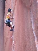 Rock Climbing Photo: In May 2011