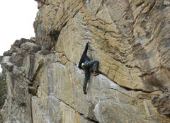 Rock Climbing Photo: anarchitect