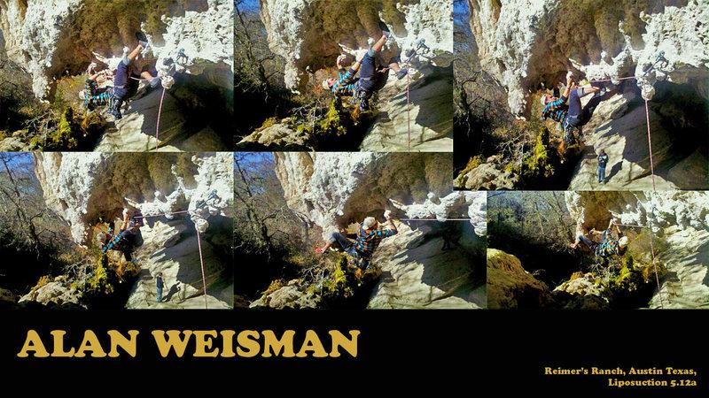 Rock Climbing Photo: 5.12a