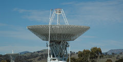 Rock Climbing Photo: NASA Deep Space Station 43 at Tidbinbilla, Austral...