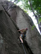 Rock Climbing Photo: Beelzebub