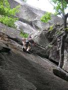 Rock Climbing Photo: BC