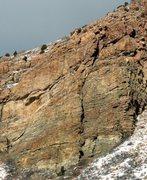 Rock Climbing Photo: Taylor's Corner