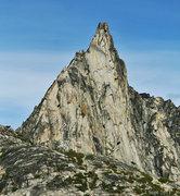 Rock Climbing Photo: Prusik Peak - W. ridge