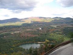 Rock Climbing Photo: Echo Lake