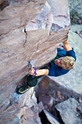 Rock Climbing Photo: Superior Arete Sequence 1  Photos by Jason Hedlund