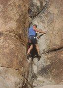 Rock Climbing Photo: Climbing at J-Tree