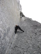 Rock Climbing Photo: The corner you came for!