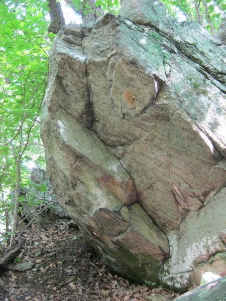 Rock Climbing Photo:
