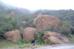 Rock Climbing Photo: Miniholland