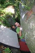 Rock Climbing Photo: Mr Mix