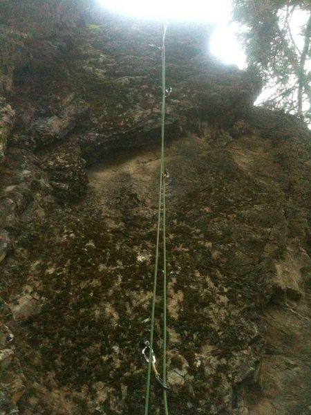 Rock Climbing Photo: The Pickle Jar