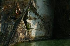 Rock Climbing Photo: pirates cove
