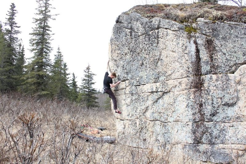 Jared LaVacque on AP Arete