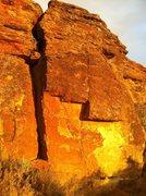 Rock Climbing Photo: Psycho Braille