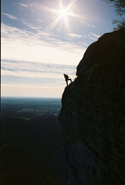 Gunks, New York<br> High Exposure