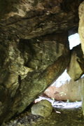 Rock Climbing Photo: inside views