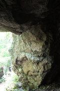 Rock Climbing Photo: more inside views.