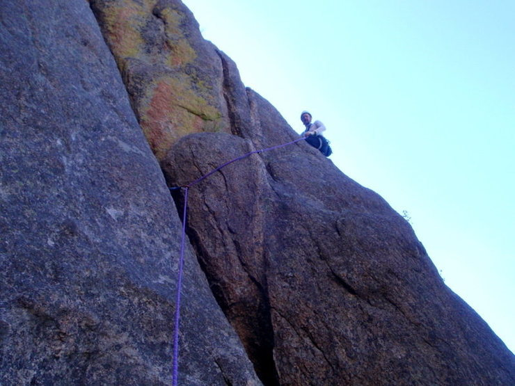 Rock Climbing Photo: Fantasy Ridge
