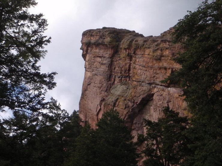 Matron, South Face